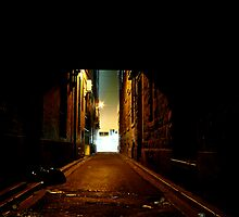 Tunnel Vision by Anuja Manchanayake
