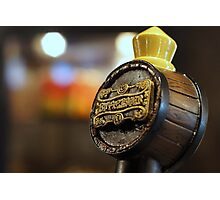 Butterbeer on Tap Photographic Print