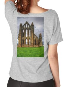 Abbey Ruin Women's Relaxed Fit T-Shirt