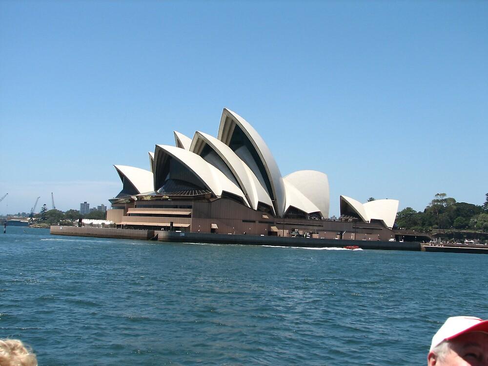 Opera House by satyamroy