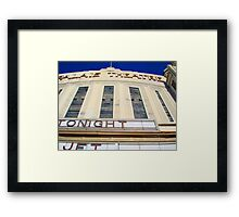 icon Framed Print