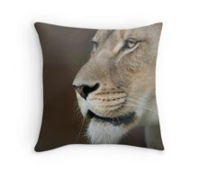 Purrrrr Throw Pillow