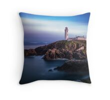 Fanad Head, Donegal Throw Pillow
