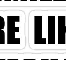 Similes Metaphors Sticker