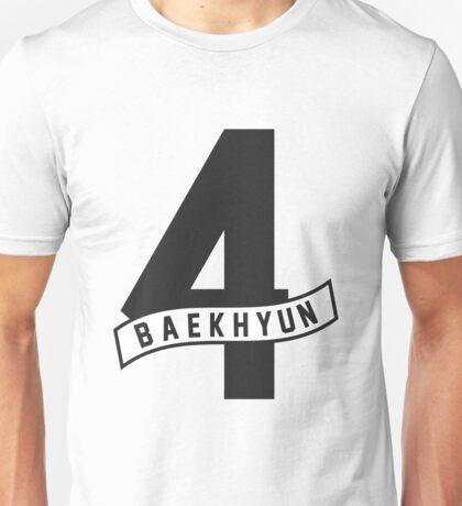 baekhyun 4 Unisex T-Shirt