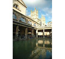 Bath UK Photographic Print