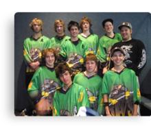 16 and Under team Winter 2007 season Canvas Print