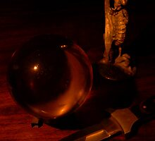Objects in Candlelight - L by Sandra Chung