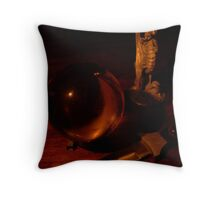 Objects in Candlelight - L Throw Pillow