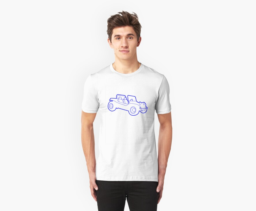 BUBBLE BUGGIE by Awesome Rave T-Shirts