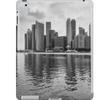 SINGAPORE 10 iPad Case/Skin