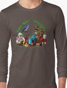 Regular Double Date Long Sleeve T-Shirt