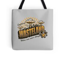 Greetings from the Wasteland! Tote Bag