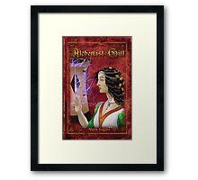 Alchemist Gift Framed Print