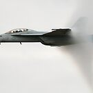 Breaking the Sound Barrier by SteveRoy