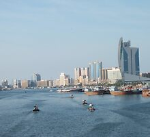 Dubai by Beato
