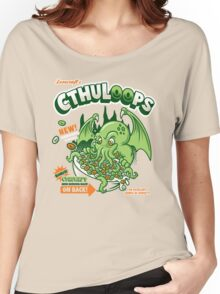 Cthuloops! All New Flavors! Women's Relaxed Fit T-Shirt