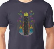 Tetris Tower Unisex T-Shirt