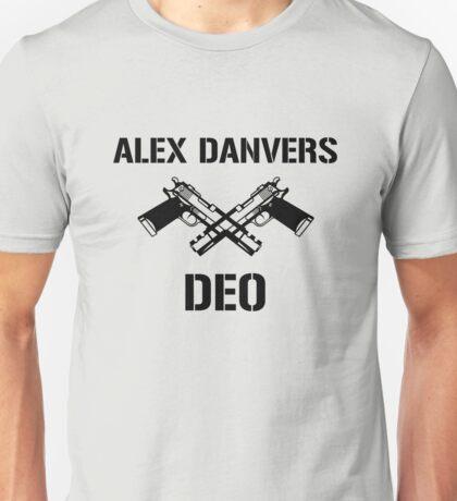 Alex Danvers DEO Unisex T-Shirt