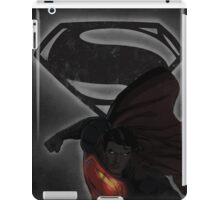 Man Of Steel iPad Case/Skin