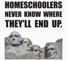 Homeschool Rushmore Kids Clothes