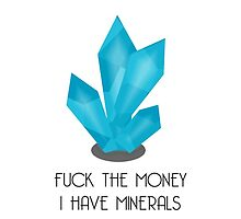F*ck the Money, I have Minerals - Bright Version by Pyho