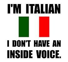 Italian Inside Voice by AmazingMart