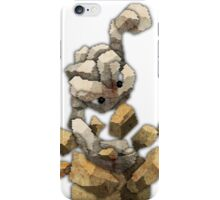 geodude iPhone Case/Skin