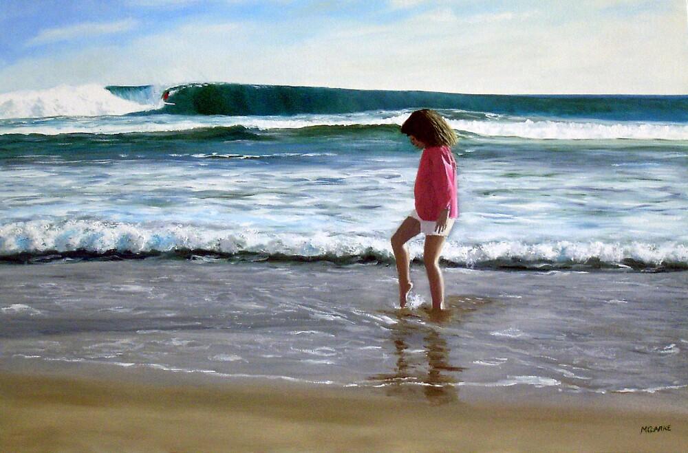Wet Feet by Martin Clarke