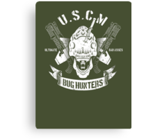 Bug Hunters Canvas Print