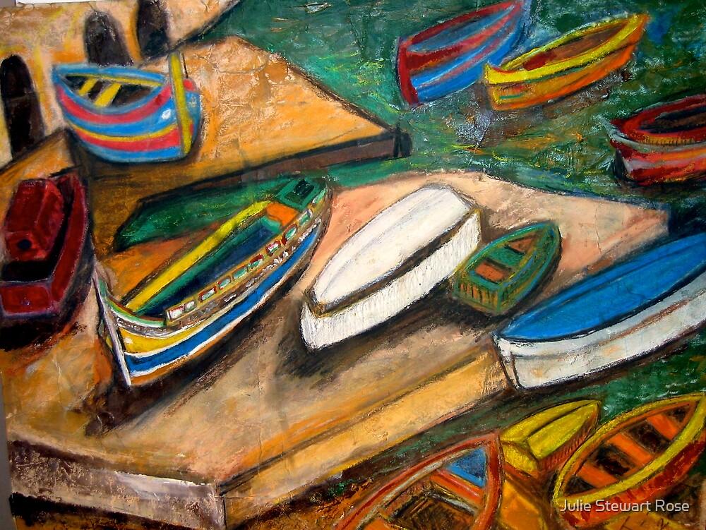 Luzi's of Malta  - St Julian's Malta by Julie Stewart