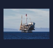 Oil Rig One Piece - Long Sleeve