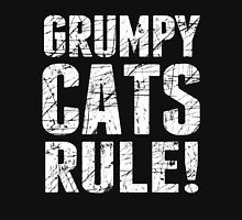Grumpy Cats Rule! Unisex T-Shirt
