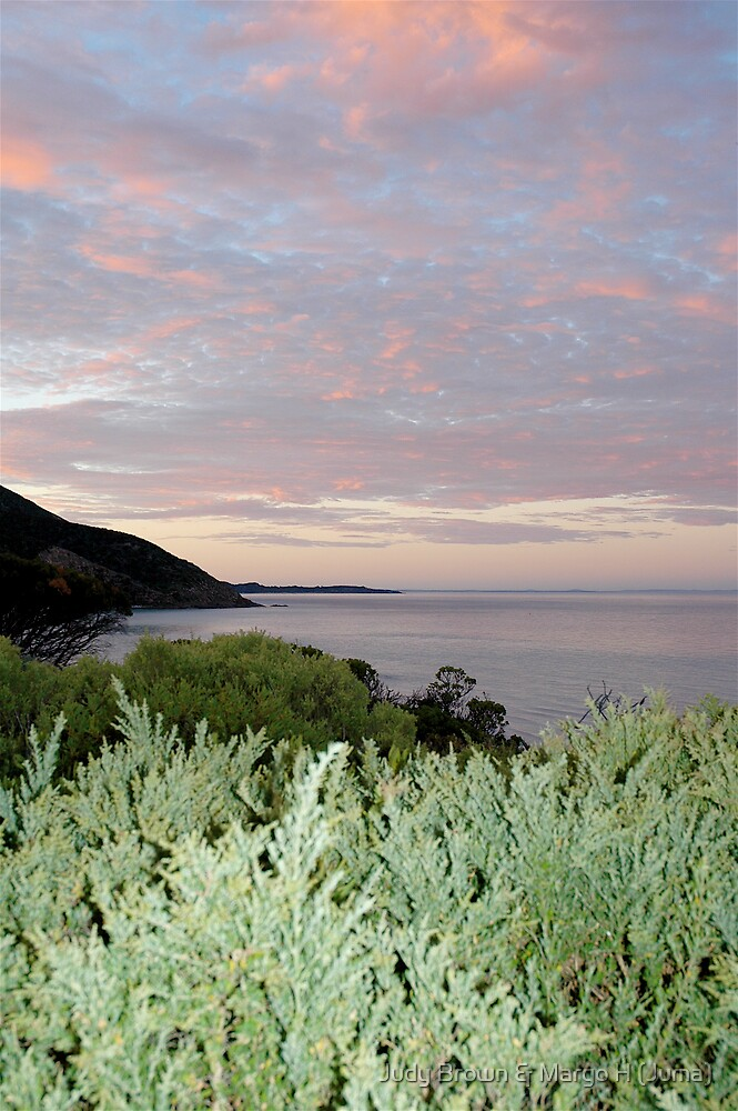 sunset by Judy Brown & Margo H (Juma)