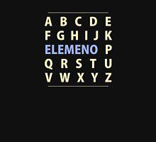 English Alphapbet ELEMENO Song Unisex T-Shirt
