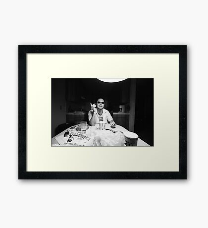 Mike Macintosh: Independent Film Maker 1of a series of 5 Framed Print