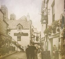 A walk through Looe by Lissywitch