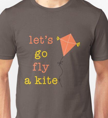 Kite Day Unisex T-Shirt