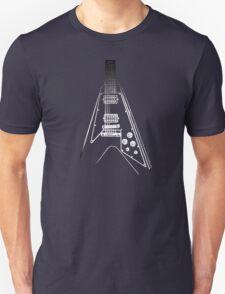 black glowstrings 6 Unisex T-Shirt