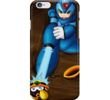 X-Busting Mets iPhone Case/Skin