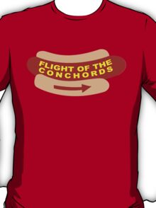 Flight of the Conchords Band Sign T-Shirt