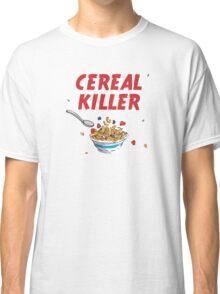 Breakfast Cereal Killer Classic T-Shirt