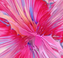 Carnation Pink Sticker