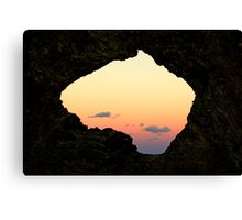 Australia Rock - Narooma Canvas Print