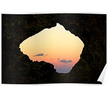 Australia Rock - Narooma Poster