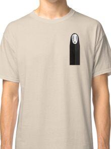 No Face | Spirited Away Vector Classic T-Shirt