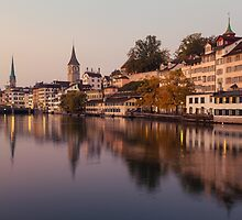 ZURICH 02 by Tom Uhlenberg