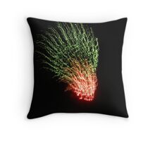 The Indian Cheif. Throw Pillow