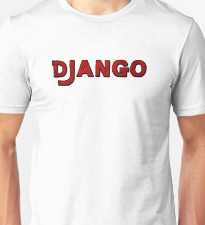 Django Titles Unisex T-Shirt