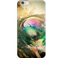 World Within iPhone Case/Skin